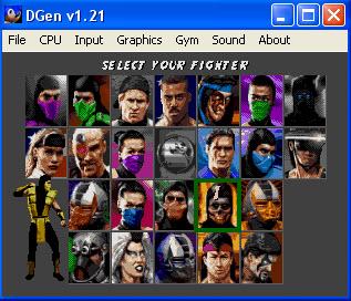 Скачать Эмулятор Sega Mega Drive 2